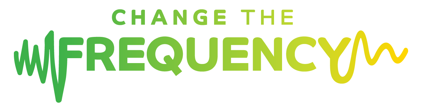 Change The Frequency Logo